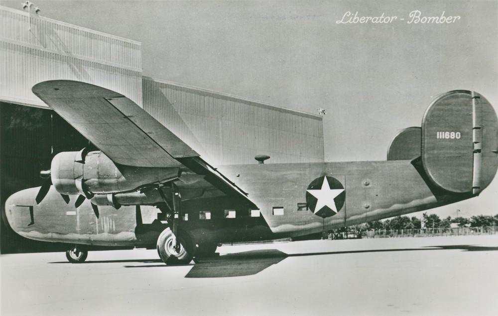 Liberator Bomber