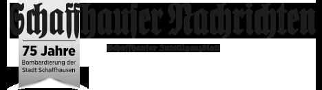Schaffhauser Nachrichten – 75 Jahre Bombardierung der Stadt Schaffhausen